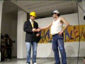 Luca & Francesco in Gino e l'Architetto