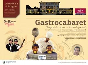 Gastrocabaret: l'innovativa formula che fonde in unica serata cucina e cabaret veneti