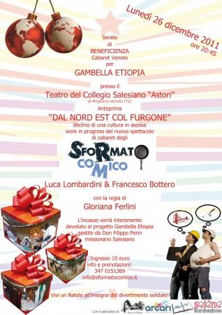 Sformato Comico for Gambella